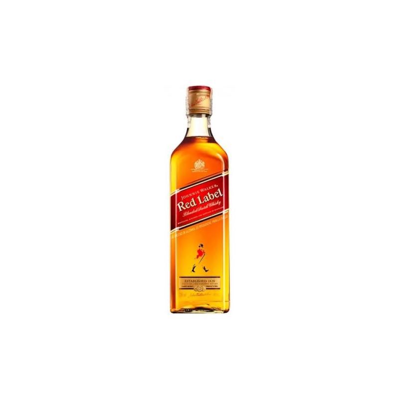 Johnnie Walker Etiqueta Roja. 1L