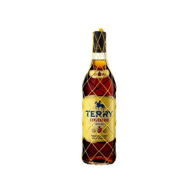 Brandy Centenario Terry 1L