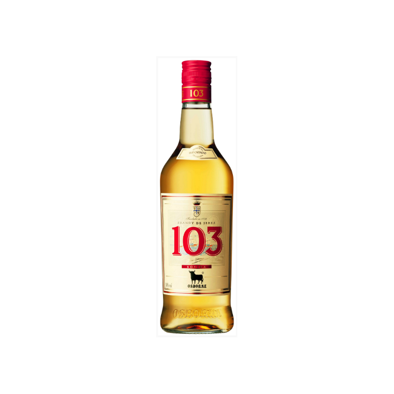Brandy 103  70cl