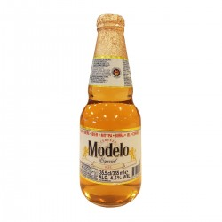 Cerveza modelo 35,5 cl