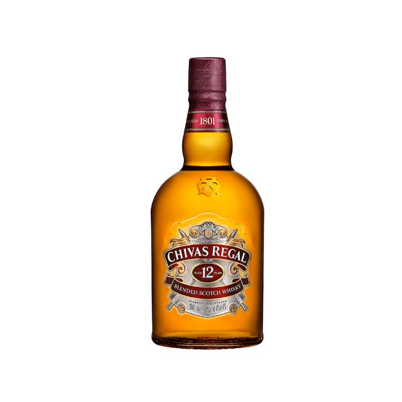 Whisky Chivas 12