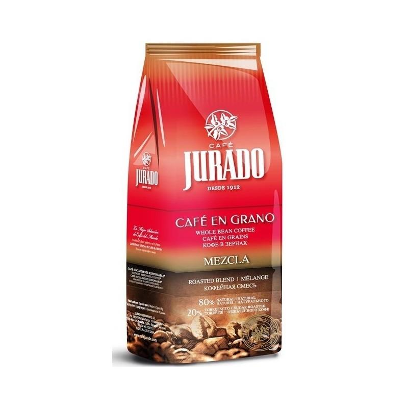 Café en grano Mezcla 80/20
