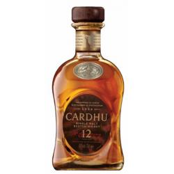 Cardhu 12 años