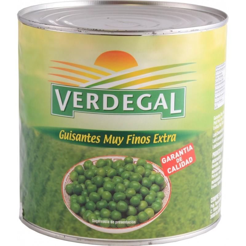 Guisante Fino Verdegal 3kg