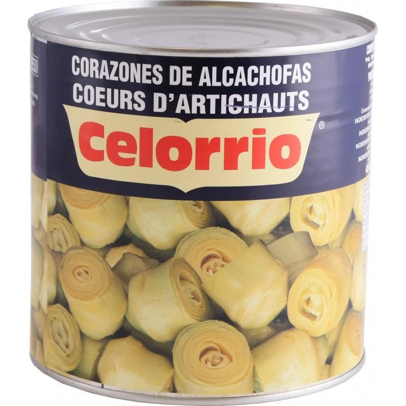 Corazon de alcachofa 3kg