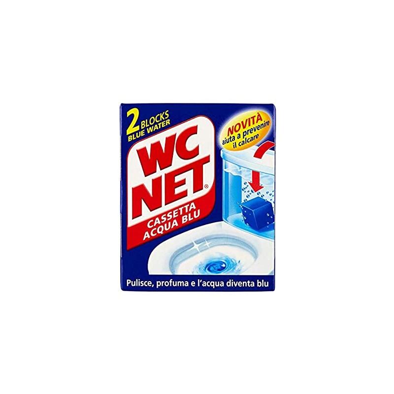 Wc net blue water