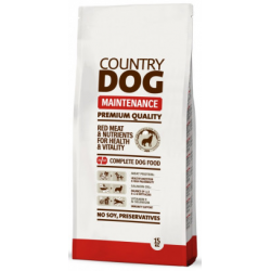 Mantenimiento Country Dog