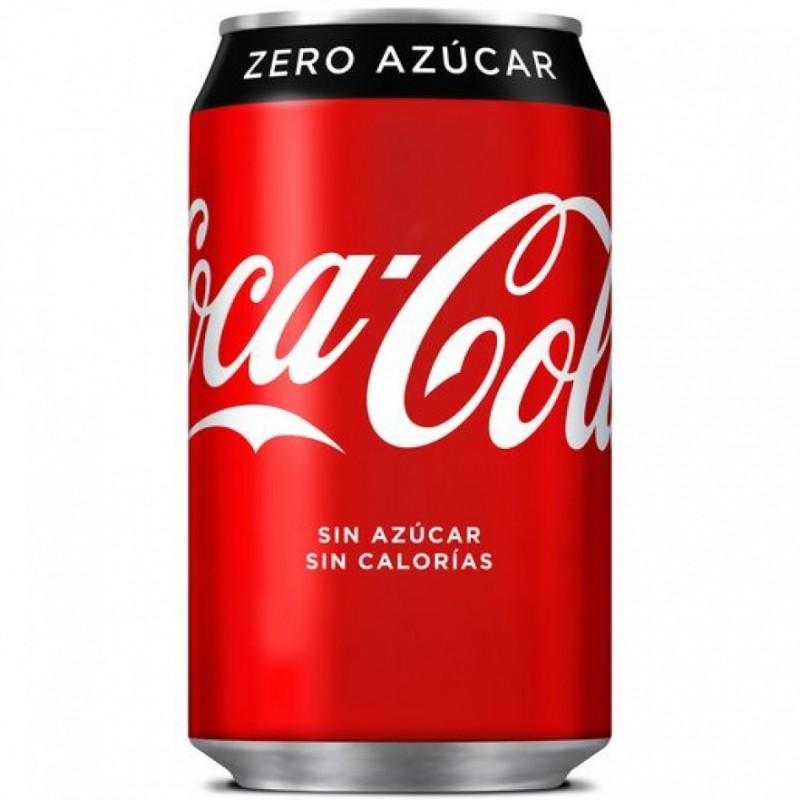 Cocacola Zero 33cl