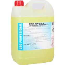 Fregasuelos Citronela 5L